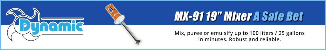 Dynamic MX91
