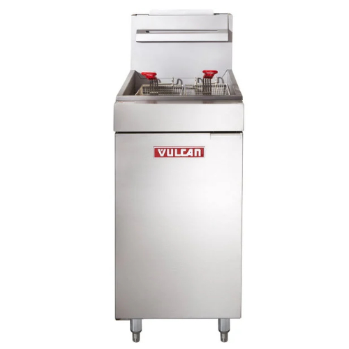Vulcan LG500 commercial deep fryer friteuse commerciale