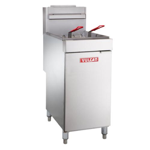 Vulcan LG300-LG400-LG500 commercial deep fryer friteuse commerciale